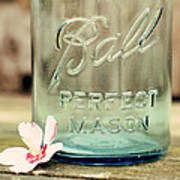 Vintage Ball Perfect Mason Art Print