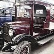 Vintage Chevrolet Pickup Truck Art Print