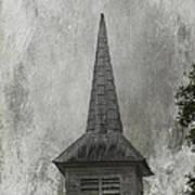 Vintage Church Art Print