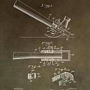 Vintage Hammer Patent Art Print