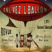 Vintage Nostalgic Poster - 8030 Art Print