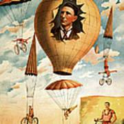Vintage Nostalgic Poster - 8036 Art Print