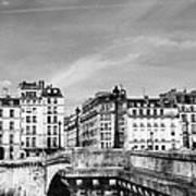 Vintage Paris 5b Art Print