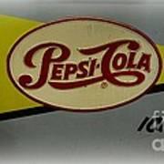 Vintage Pepsi Art Print