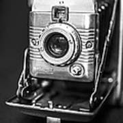 Vintage Polaroid Land Camera Model 80a Art Print