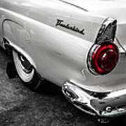 Vintage Ford Thunderbird Art Print