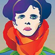 Violetta Of La Traviata Art Print
