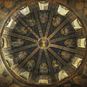 Virgin Mary Cupola Art Print