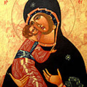 Virgin Of Vladimir Art Print