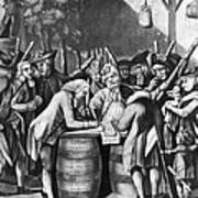 Virginia Loyalists, 1774 Art Print