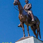 Virginia State Memorial 7d02297 Art Print