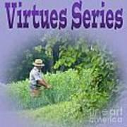 Virtues Art Print