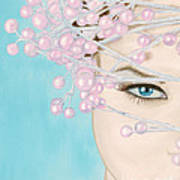 Visions Of Sugarplums Art Print