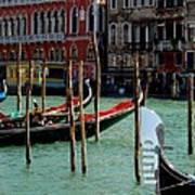Visions Of Venice 4. Art Print