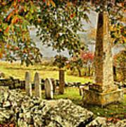 Visiting History Art Print