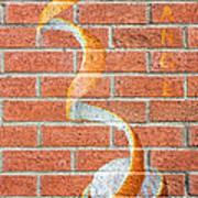 Vitamin C Wall Art Print