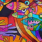 Viti Tolu - Fiji IIi Art Print