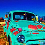 Vivid Dodge II Art Print