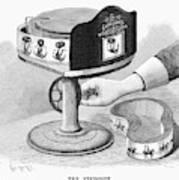Viviscope, 1896 Art Print