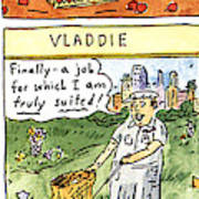 Vlad The Impaler's Descendants Art Print