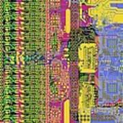 Vo96 Circuit 4 Art Print