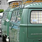 Volkswagen Vw Bus Art Print