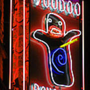Voodoo Doughnuts Art Print by Gail Lawnicki
