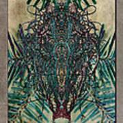 Voodoo Moss Art Print