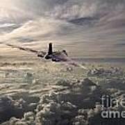 Vulcan Farewell  Art Print