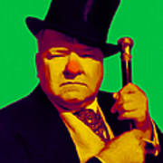 W C Fields 20130217p180 Art Print
