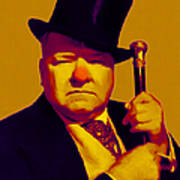 W C Fields 20130217p80 Print by Wingsdomain Art and Photography