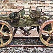 Wagon's Roll Art Print