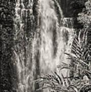 Wailua Waterfall 3 Art Print