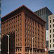 Wainwright Building Art Print