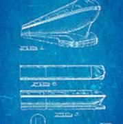 Walker train locomotive patent art 1945 blueprint canvas print walker train locomotive patent art 1945 blueprint poster malvernweather Gallery