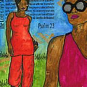Walking In The Spirit Art Print