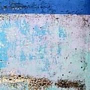 Wall Abstract 25 Art Print
