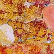 Wall Abstract 3 Art Print