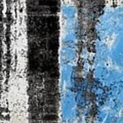 Wall Abstract 34 Art Print
