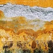 Wall Abstract 36 Art Print