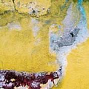 Wall Abstract 43 Art Print