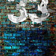 Wall Of Knowlogy Abstract Art Art Print