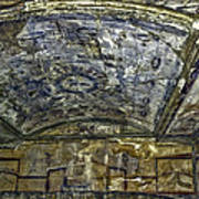 Ceiling And Wall Paintings Art Print