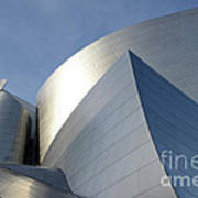Walt Disney Concert Hall 14 Art Print