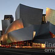 Walt Disney Concert Hall 21 Art Print