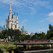 Walt Disney World Orlando Art Print