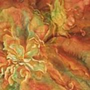 Walter Investigates A New Flower Art Print