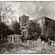 Waltham Abbey, Uk Art Print