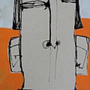 Wanderer No. 14 Art Print by Mark M  Mellon