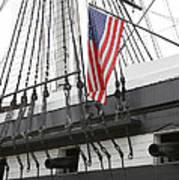 War Ship Art Print